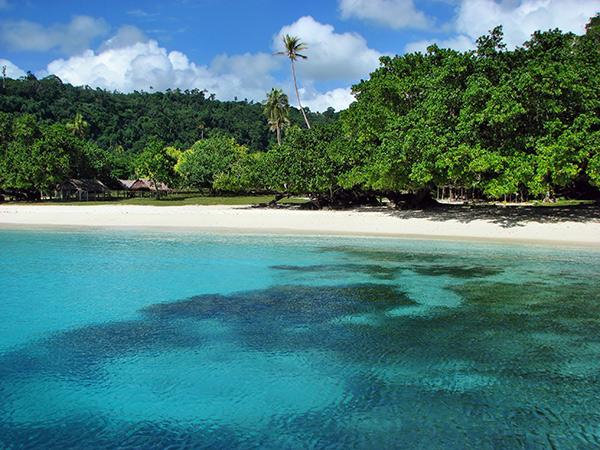 Vanuatu-strand