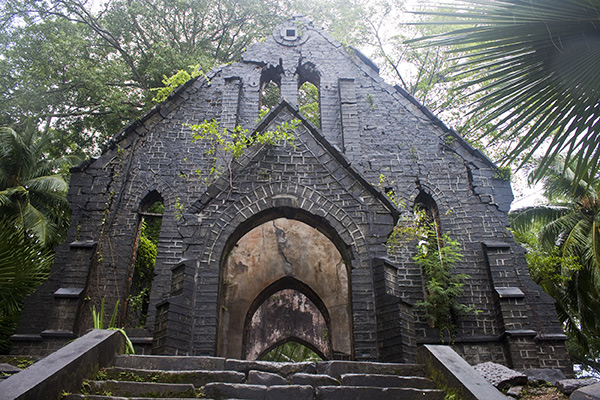 kyrka-andaman