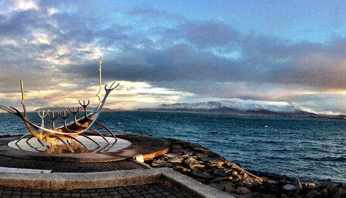 Hotel Leifur Eiriksson i Reykjavik
