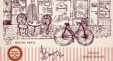 Paris på franskt vis