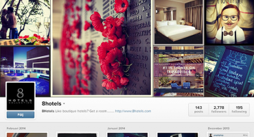 Världens första instagramhotell