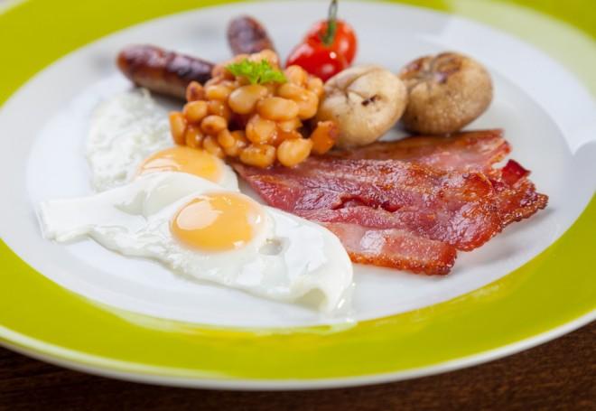 UK frukost