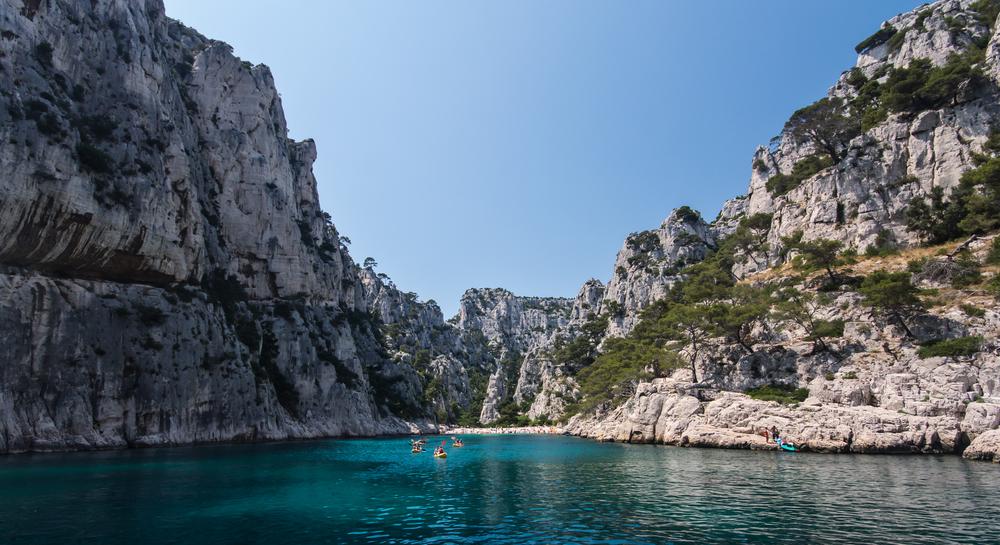 De 5 Vackraste Stranderna I Frankrike Travelblog Travellink