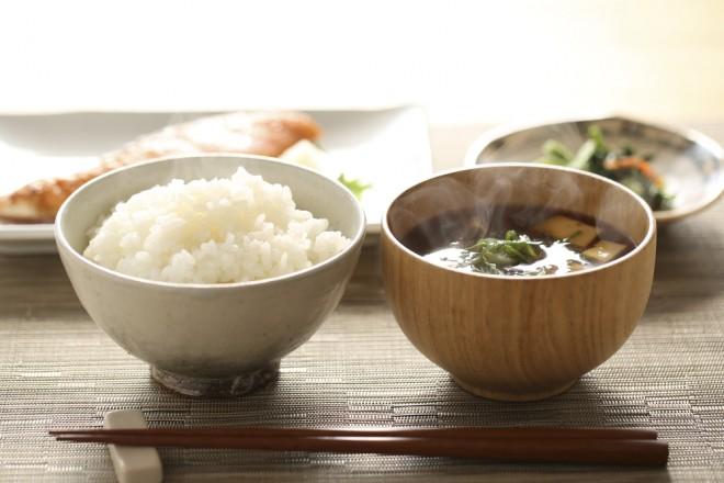 Frukost i Japan