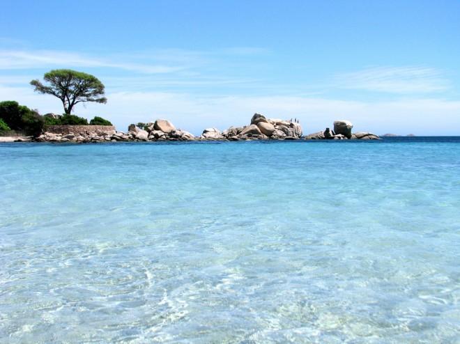 Palombaggia strand