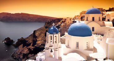 Res till en grekisk ö i sommar