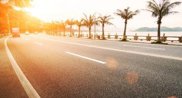 Roadtrip genom USA på fyra dagar