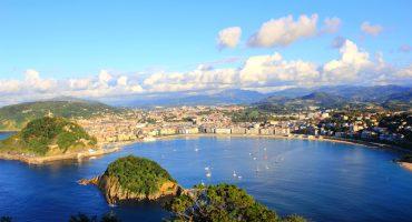 En sommar i San Sebastian