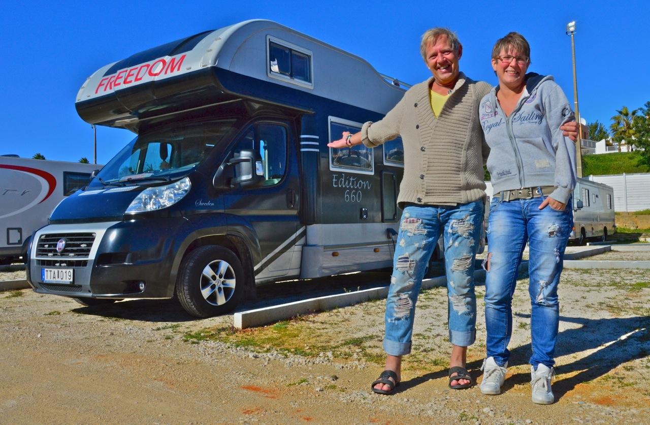 Peter och Helena Portugal, Foto Lasse Persson