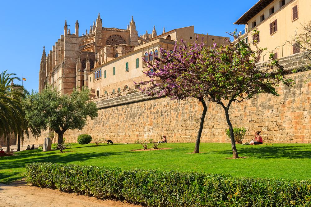 La Seu, Katedralen i Palma.