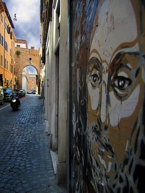 Borgo Pio. Foto: _Pek_, Bruno Flickr. www.flickr.com/photos/_pek_/.