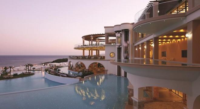 Fantastiskt hotell med makalös utsikt