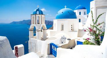 Greklands åtta vackraste öar