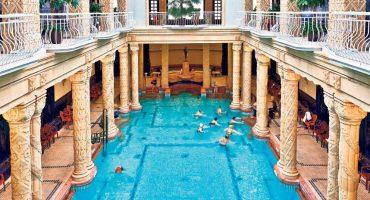 Lyx och låga priser i Budapest