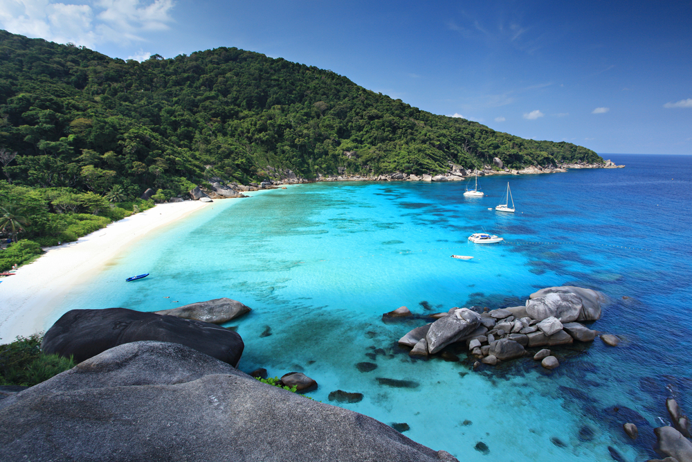 The Similan Islands