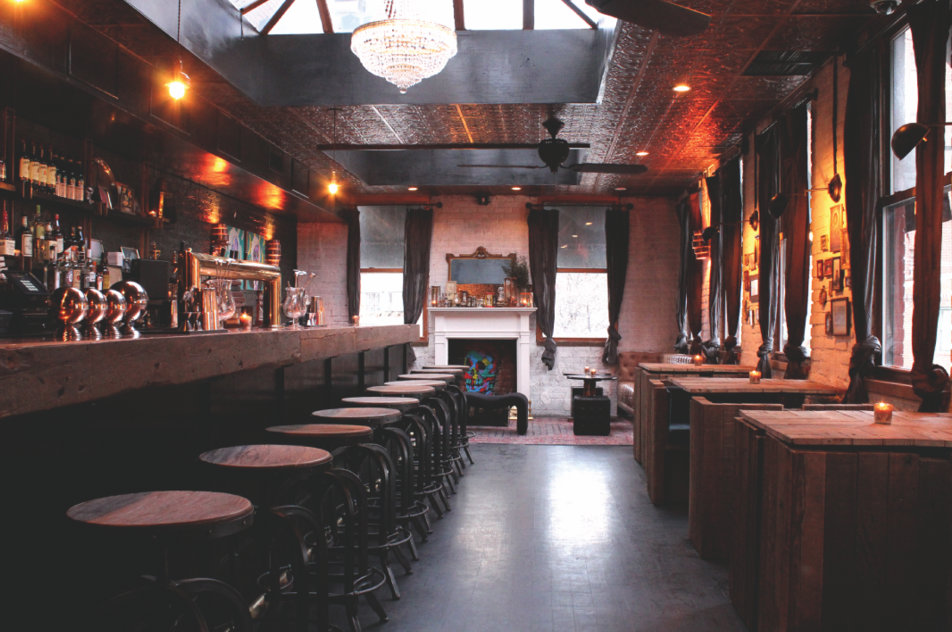New york tips: the garret NY