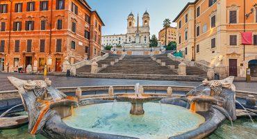 Tio anledningar att älska Rom