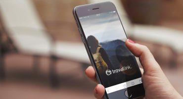 Travellink-appen har landat