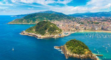 Upptäck fantastiska Baskien