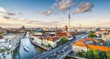 Upptäck Berlin och Antwerpen i höst