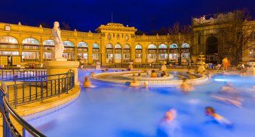 Budapest – bubblaren bland weekendfavoriter