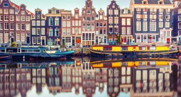Ta en weekend i Amsterdam