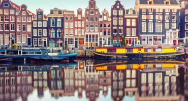 Ta en weekend i Amsterdam