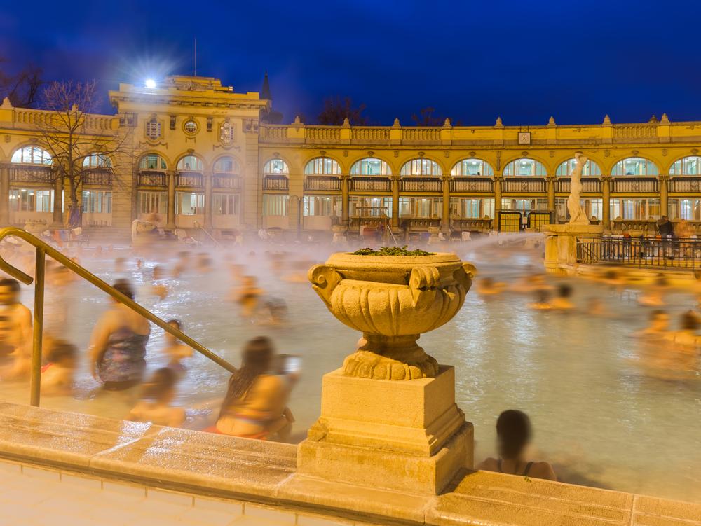 budapest termal bath