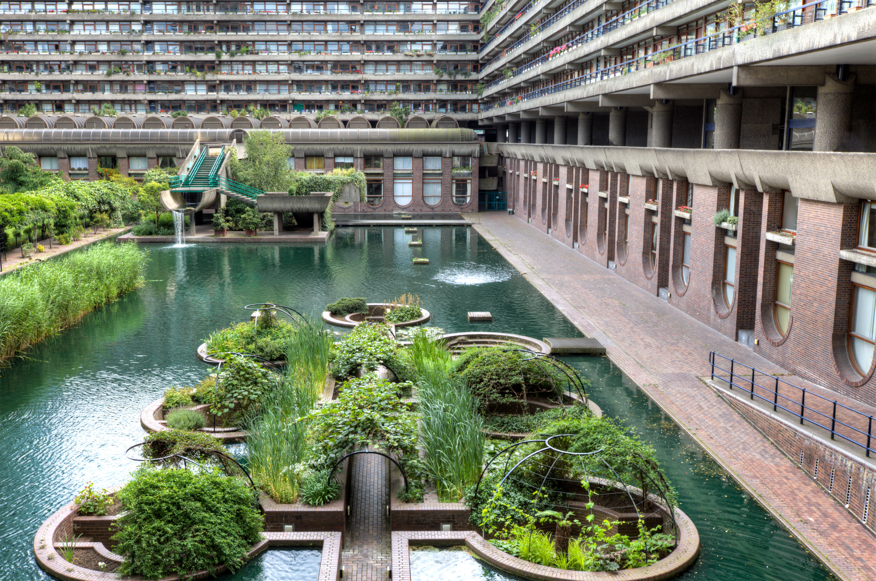 The Barbican center london