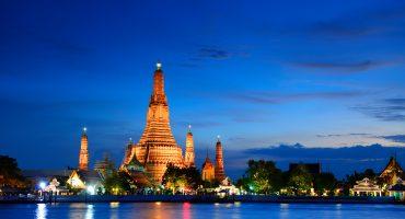 Bli vett-och-etikett-expert i Thailand