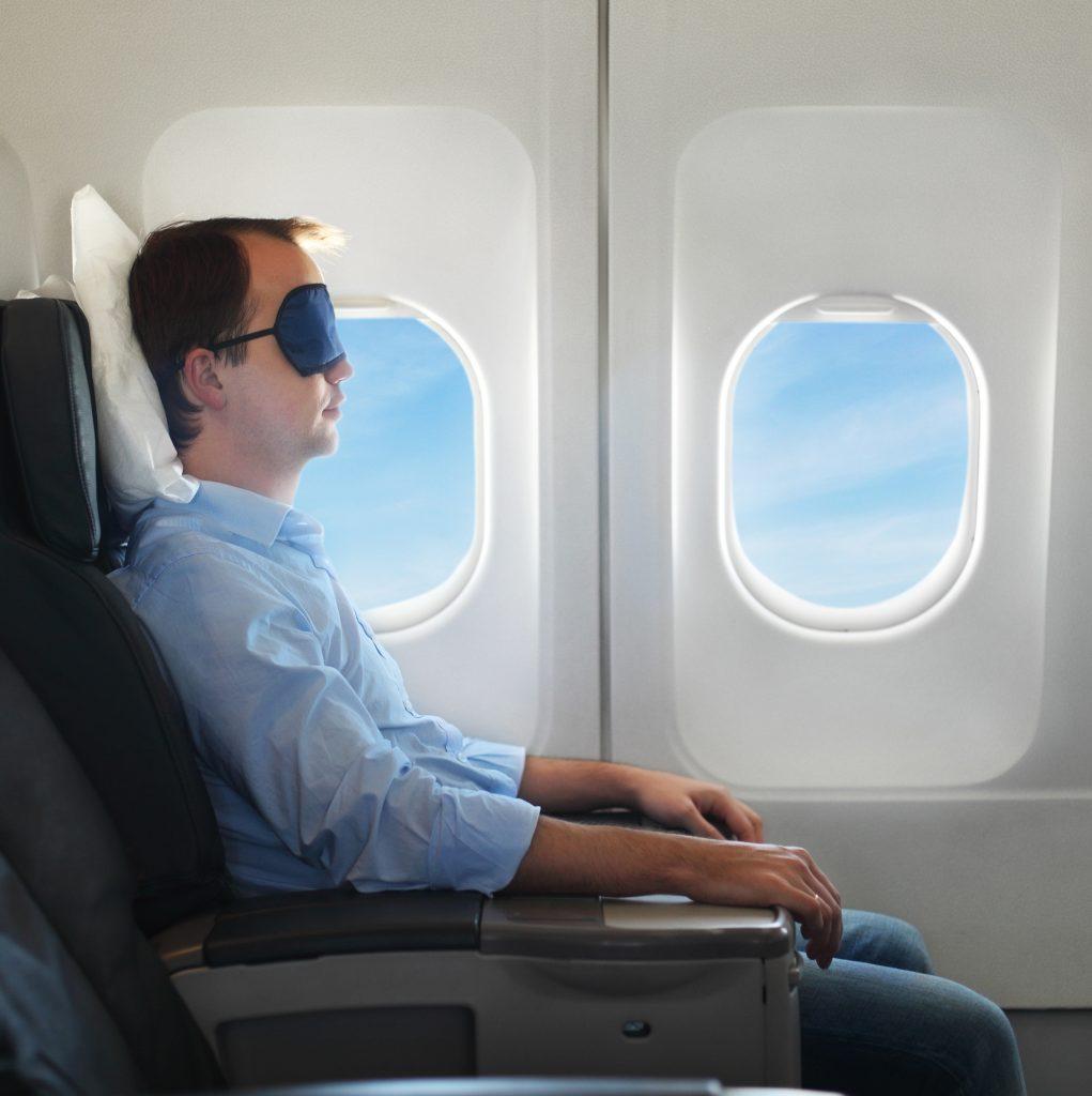 Gör flygresan så bekväm som möjligt