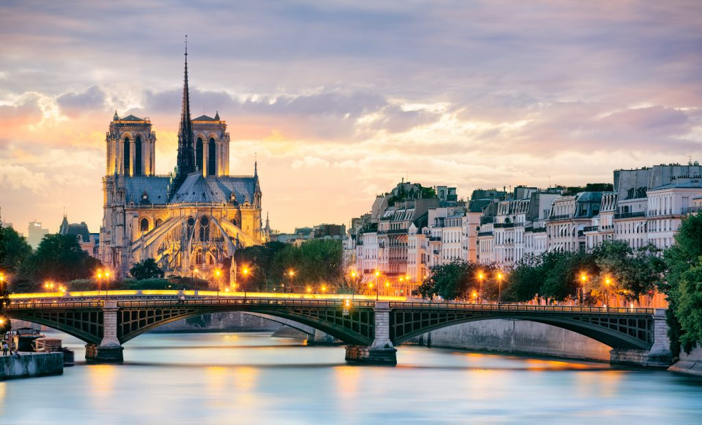 Paris, Notre Dam