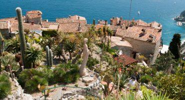 Fem hemliga ställen i Nice