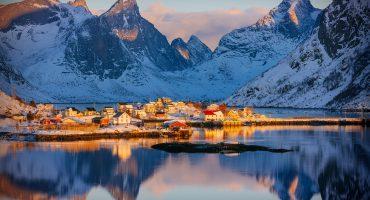 Populära semestermål i Skandinavien