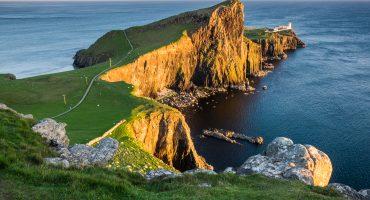 Fem obeskrivligt vackra platser i Europa