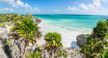 Tre paradis i Mexiko