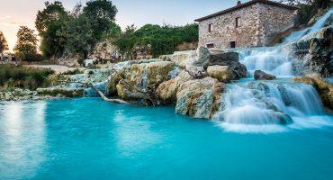 Sex varma källor i Europa som är perfekta för ett välgörande dopp