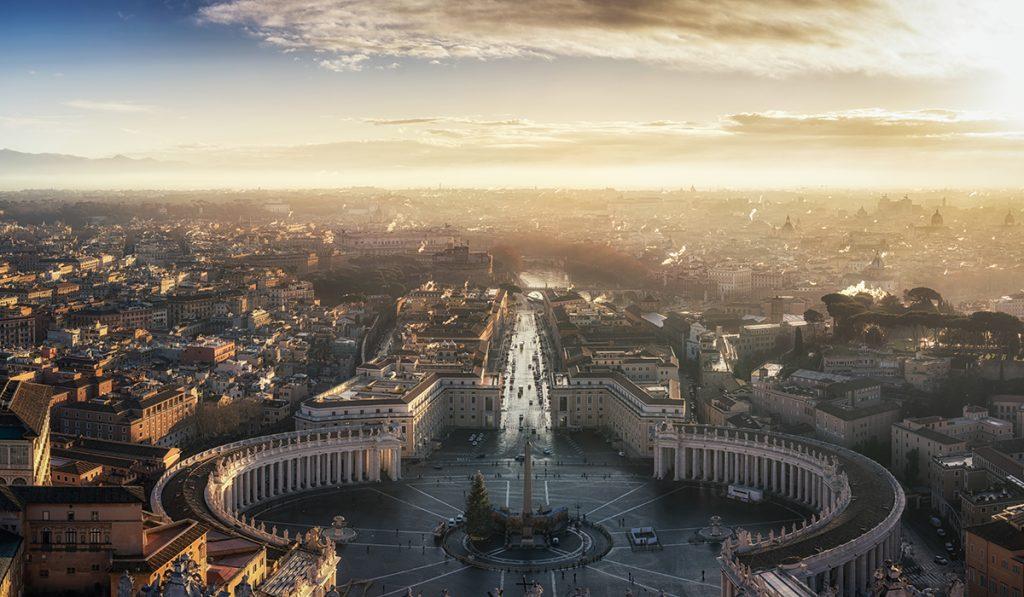 världens minsta huvudstad