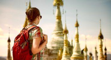 De 5 bästa destinationerna för dig som reser ensam